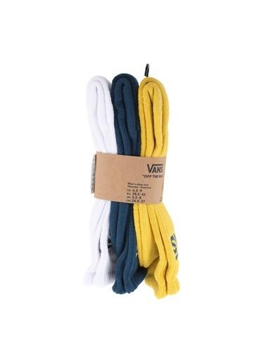 Vans Spor Çorap Sarı